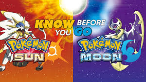 Pokemon Sun and Moon Rom Free Download