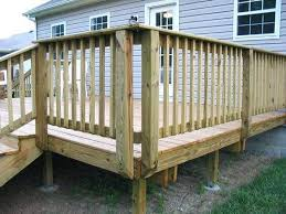30 Awesome Diy Deck Railing Designs Ideas For 2020