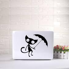 Cute Mouse Laptop Sticker Vinyl Decal Laptop Skin Sticker For Macbook Mi Mac Book Skin Notebook Sticker Decoration Laptop Skins Aliexpress