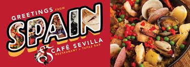 Cafe Sevilla Long Beach - Avis - Long Beach - Menu, prix, avis sur le  restaurant | Facebook