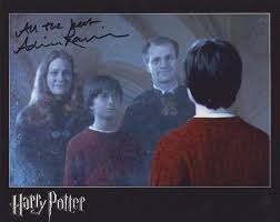 ADRIAN RAWLINS - Harry Potter - (3) – Hollywood Autographs
