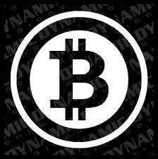 Large Bitcoin Cryptocurrency Blockchain Freedom Sticker Vinyl Car Window Decal Ebay