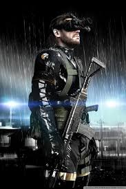 metal gear solid ground zeroes video