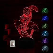Spiderman Lamp Target