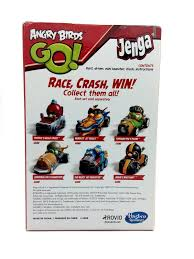 Hasbro Angry Birds Go Jenga Terence's Mega Truck Game - A6434 for ...