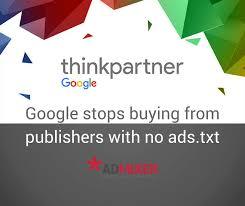 ads txt mandatory in october 2017