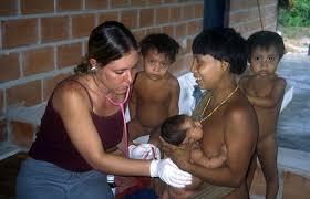 3. Krankenstation Mavaquita   Yanomami-Hilfe e.V.