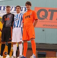 New Kilmarnock FC Kits 14/15- Errea Killie Strips 2014/15 Home ...