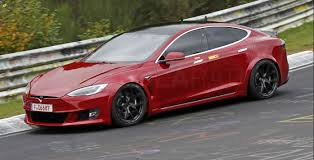 Tesla Model S Plaid production date ...