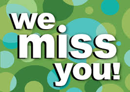We Missed You Clipart | Free download on ClipArtMag