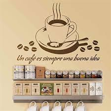 com wall decal sticker art mural home decor spanish quotes