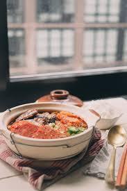 canned mackerel kimchi jjigae {kimchi ...