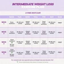 full body workout weight loss bootc