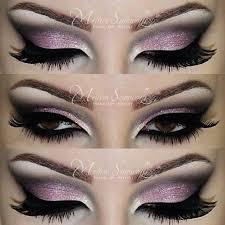 gorgeous arabic eye makeup by monica