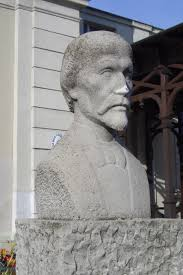 File:Bust of Adam Clark at Budapest Transport Museum in City Park ...