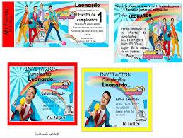 Kit Imprimible Junior Express Topa Nuevo Diseno Bs 500 00 En