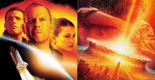 90 thoughts we had while watching Armageddon and Deep Impact back to back