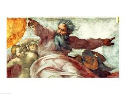 sistine chapel ceiling creation of the