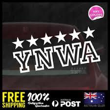Ynwa 6 Stars You Ll Never Walk Alone Liverpool Rear Decal Vinyl Sticker 195x82mm Ebay