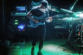 Aaron Marshall in action with his... - Aristides Guitars   Facebook