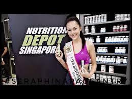 nutrition depot singapore at one marina