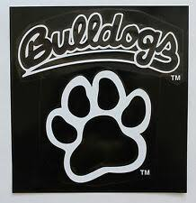 Fresno State Bulldogs Ncaa Decals For Sale Ebay