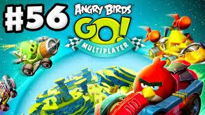 Angry Birds Go! Gameplay Walkthrough Part 56 - Team Multiplayer ...