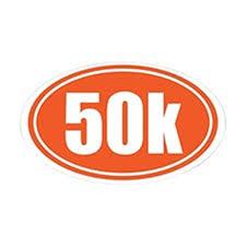 Cafepress 50k Orange Oval Oval Bumpe Buy Online In China At Desertcart