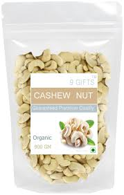 9 gifts cashew nut 900 g at