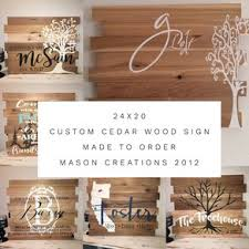 Custom Metal Signs Personalized Aluminum Steel Copper Signs Custommade Com
