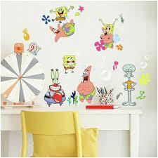 New Spongebob Squarepants Classic Peel Stick 42 Wall Decals Kids Room Stickers 34878328171 Ebay