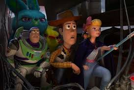 home viewing this week toy story 4