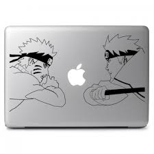 Uzumaki Nagato Uzumaki Naruto Apple Macbook Air Pro 11 13 15 17 Vinyl Decal Sticker Dreamy Jumpers