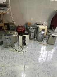 Máy tạo độ PH, lọc nước điện phân ION Kiềm, nước AlKALINE nội địa ...