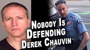 Nobody is DEFENDING Derek Chauvin - YouTube
