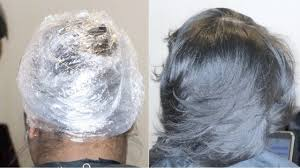 silk wrap bating dry natural hair