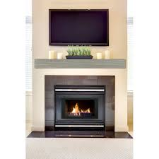 pearl mantels zachary non combustible