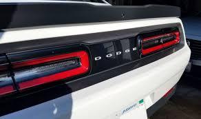 Dodge Trunk Decals Overlay Decal Challenger Emblem