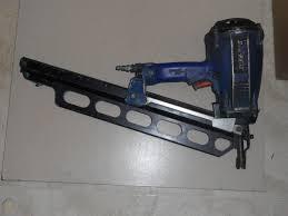 duo fast nsp 350f1 framing nail gun for