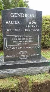 Ada Burns Gendron (1926-2008) - Find A Grave Memorial