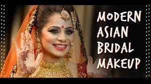 step bridal makeup tutorial indian