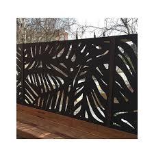 Custom Indoor And Outdoor Laser Cut Metal Decorative Outdoor Screening Decorative Fence Screening Panels Garden Fences Wholesale Garden Buildings Products On Tradees Com