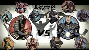 Shadow Fight 2 Gates Of Shadows Vs ...