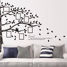 Picture Photo Frame Wall Stickers Half Tree Wall Sticker Family Tree Wall Decal Tree Home Decors Family Wall Art Zy97ab Family Tree Wall Decal Tree Wall Decalphoto Frame Wall Sticker Aliexpress