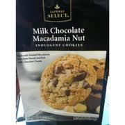 milk chocolate macadamia nut