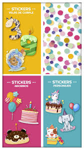 Crear Tarjetas De Feliz Cumpleanos Stickers For Android Apk