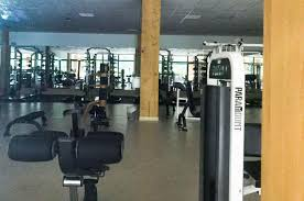 gym is only open for athletes