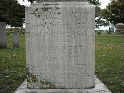 """Mary """"Polly"""" West (Davis) (1773 - 1858) - Genealogy"""