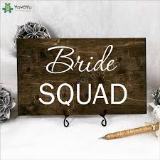 Bride Squad Or Bride Tribe Vinyl Stickers Waterproof Removable Bride Party Wine Glass Decal Diy Wedding Decoration Qq518 Wall Stickers Aliexpress