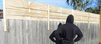 Fence Screens Extension Bunnings Panels In Melbourne Fence Toppers Privacy Fence Designs Backyard Fences